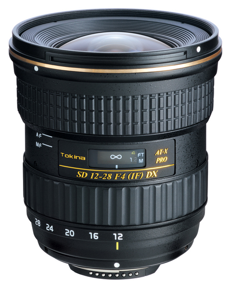 AT-X 12-28 PRO DX Nikon Mount