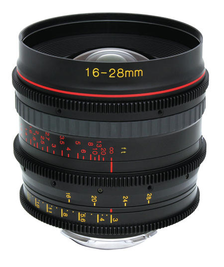 CINEMA ATX 16-28mm T3 Canon EF Mount