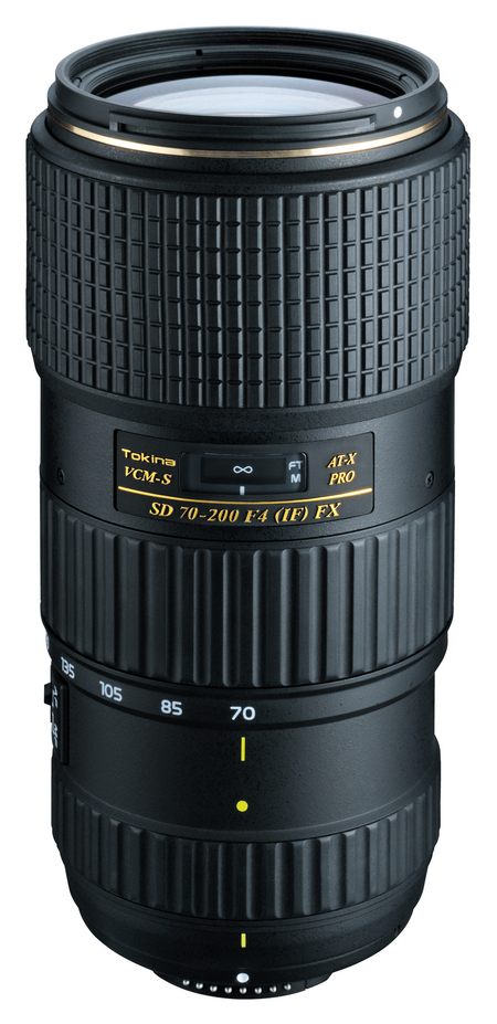 AT-X 70-200mm F4 PRO FX VCM-S Nikon Mount