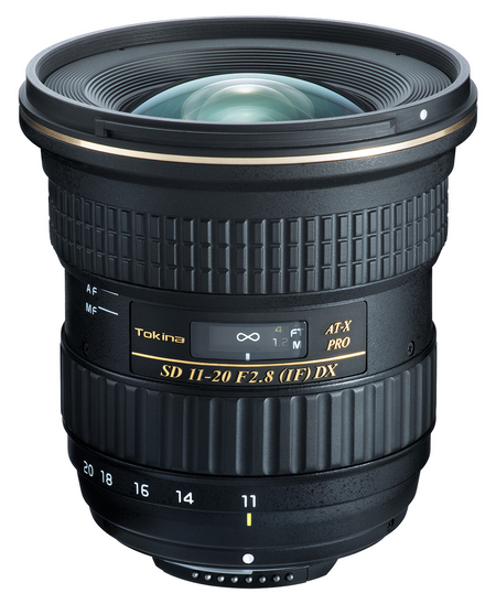 AT-X 11-20 PRO DX Nikon Mount