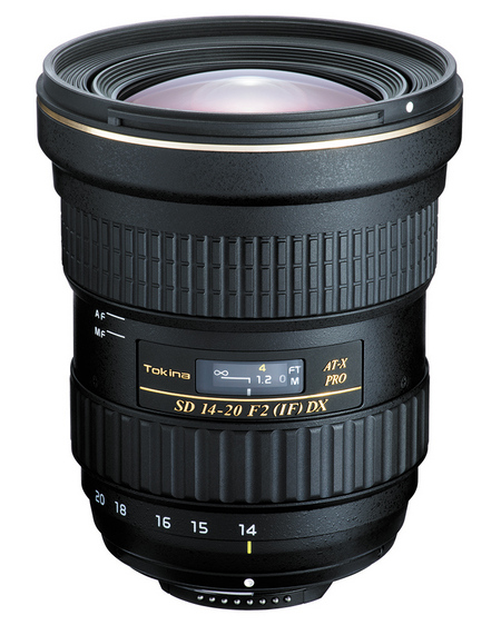 AT-X 14-20 F2 PRO DX Nikon Mount