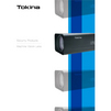 Tokina Security Products & Machine Vision Lens Catalog 2013