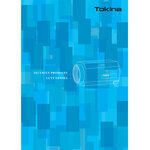 Tokina Security Products & CCTV Lenses Catalog 2016